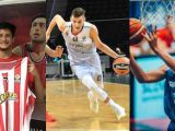 Nikos Arsenopoulos, Deividas Sirvydis and Mathis Dossou-Yovo talk about the Adidas Next Generation Tournament.