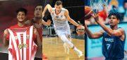 Nikos Arsenopoulos, Deividas Sirvydis and Mathis Dossou-Yovo talk about the Adidas Next Generation Tournament.