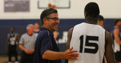 Joe Mantegna talks to Taking The Charge about putting together and leading the USA team at the Albert Schweitzer Tournament. Photo from Blair