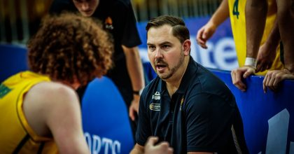 Justin Schueller, the head coach of Australia's U17 team, talks about Australia's run to the FIBA U16 Asian Championship title and expectations for the FIBA U17 Basketball World Cup 2018. Photo from FIBA