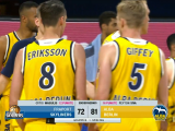 Siva carries Berlin to win over resilient Skyliners