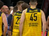 Mahalbasic bullies Göttingen as Oldenburg grab first win