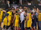 Oldenburg oust Bamberg to reach Semis